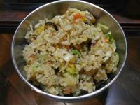 香椿高麗菜炒飯