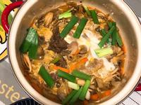 牛肉壽喜燒蓋飯(牛肉丼飯)
