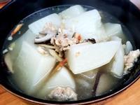 暖心蘿蔔湯