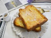 氣炸鍋「楓糖法式吐司」簡單完成優雅早午餐