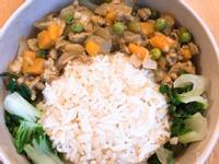 南瓜肉燥飯(鑄鐵鍋)