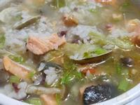 lanni 海鮮粥(飯湯)