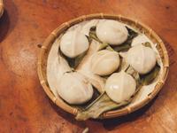 菜包粿(糯米粉版)
