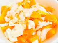 南瓜豆腐蟹肉煲~簡單快速健康料理