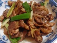 蔥燒櫻桃鴨