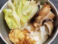 寶寶副食:香菇雞