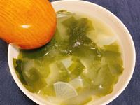 木木作羹湯 白蘿蔔海帶芽味增湯