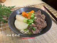 清燉牛肉麵(電鍋料理)