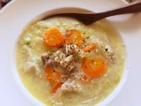 大白菜雞肉湯 (露營OK)
