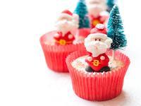 聖誕銀耳白木耳黑糖桂圓糕