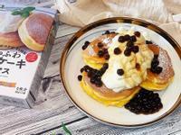 ☀️黑糖珍珠舒芙蕾鬆餅☀️小v鬆餅機