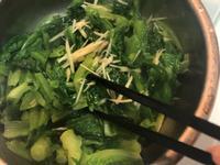 橄欖油拌青菜