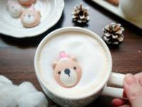 聖誕熊馬林糖
