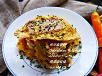 煎豆腐卵餅