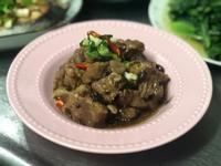 豆鼓蒸梅花肉-滑嫩軟香的電鍋料理