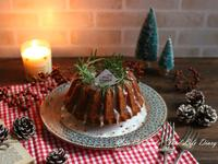 聖誕水果磅蛋糕