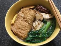 豆腐乳素麵