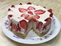 草莓🍓生乳酪蛋糕
