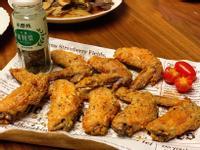 氣炸鍋-酥脆烤雞翅