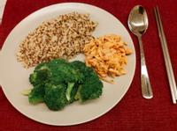 簡易輕鬆上桌🥦糙米紅藜鮭魚飯