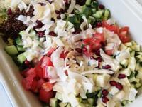 低醣料理 <沙拉> 藜麥優格花椰沙拉
