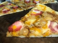 珍珠草莓披薩