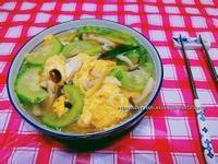 家常湯品~絲瓜菇菇湯