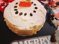 摩卡咖啡蛋糕
