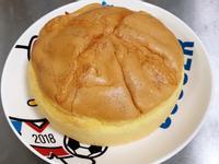 金蘋果牛奶戚風蛋糕