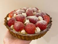 —卡士達草莓塔—