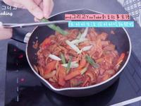 簡易版韓式辣炒豬肉제육볶음