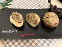 香菇鑲肉(波特菇)