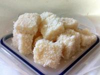雪花糕(牛奶小方)