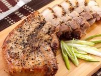 【厚生廚房】氣炸鹹豬肉