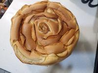 蘋果花戚風蛋糕6吋