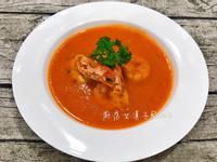 蕃茄鮮蝦濃湯