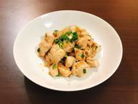 蔥炒味噌雞肉(不乾柴又減脂)