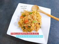 韓式豆芽菜蛋炒飯콩나물 볶음밥
