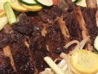 BBQ美式烤肋排