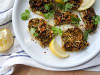 摩洛哥Chermoula香草醬烤魚