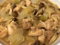 味增菇菇雞