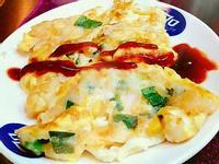 QQ 粉漿蛋餅