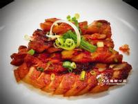 自製五香鹹豬肉(節慶料理)
