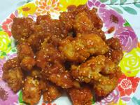 lanni 簡易韓式酸甜炸雞