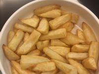旋轉氣炸鍋(少油)薯條