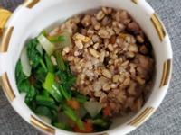 寶寶副食:豪華炒菠菜