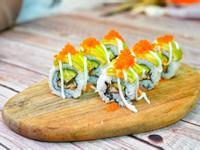 鰻魚牛油果反卷