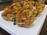 【Lin桑食堂】杏鮑菇漢堡排