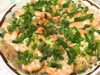 鮮蝦粉絲煲(年菜料理)