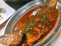 年菜料理,糖醋鱸魚